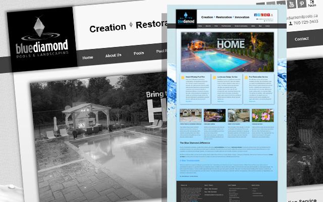 netgain portfolio client blue diamond
