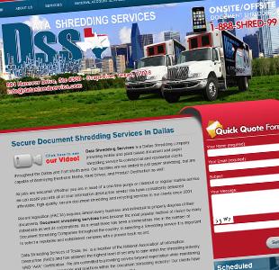 Dallas Shredding Service