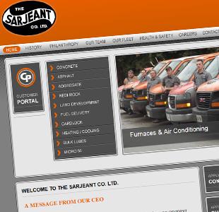 The Sarjeant Co. LTD
