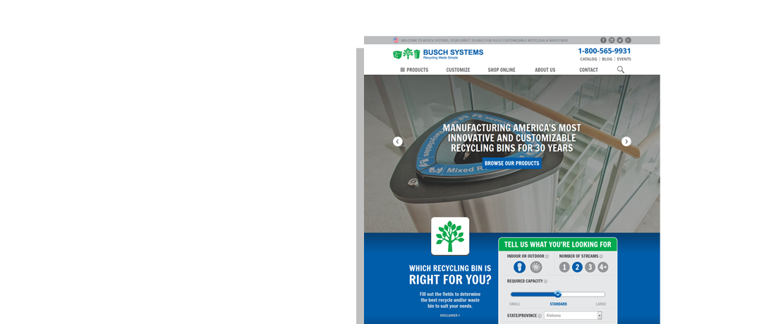 client buschsystems website