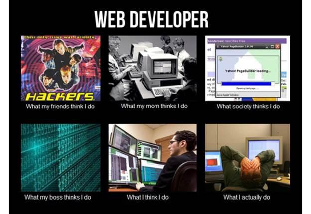 Web Developer Image