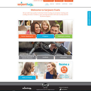 Sarjeant Fules website