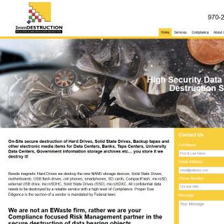 2mm Destruction Website