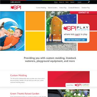 SPI Plastics Website