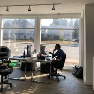 NetGain New Office