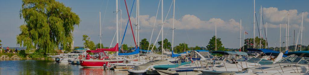 Photo of Barrie Ontario Marina