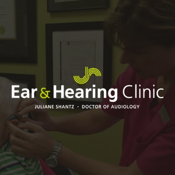Ear & Hearing Clinic Logo
