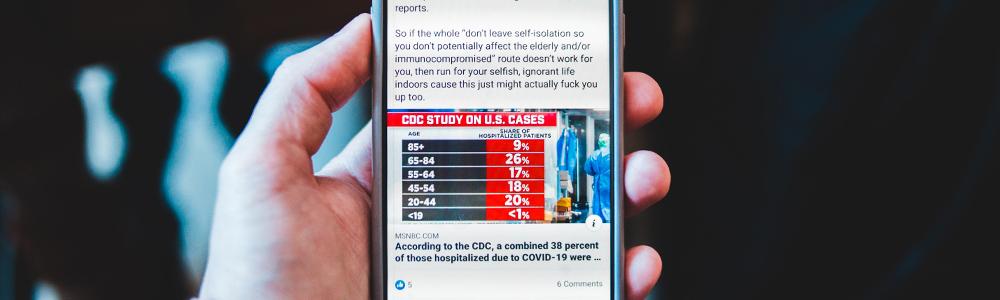 COVID-19 Social Media Report